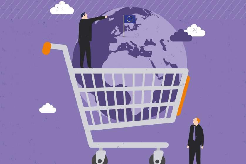 taisyklėmis pagrįsta daugiašalė prekybos sistema