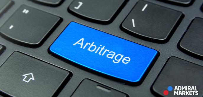 prekybos prekybos arbitražas