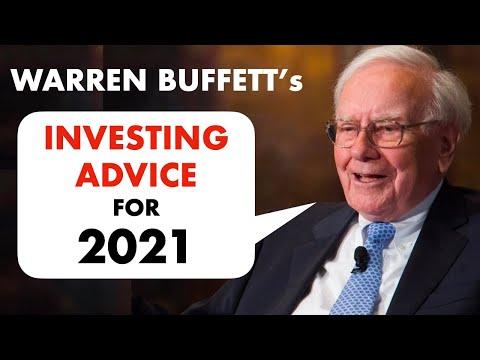 warren buffett prekybos galimybės turtingi dvejetainių opcionų prekybininkai